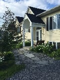 Photo Beautiful semi-detached house in Alfred