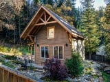 Photo Cabin for rent in Field BC British Columbia...